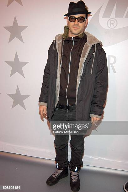 Justin Thoreau attends NIKE Hosts The 25th Anniversary Celebration Of The Air Force 1 at Gotham Hall on December 10 2006 in New York City