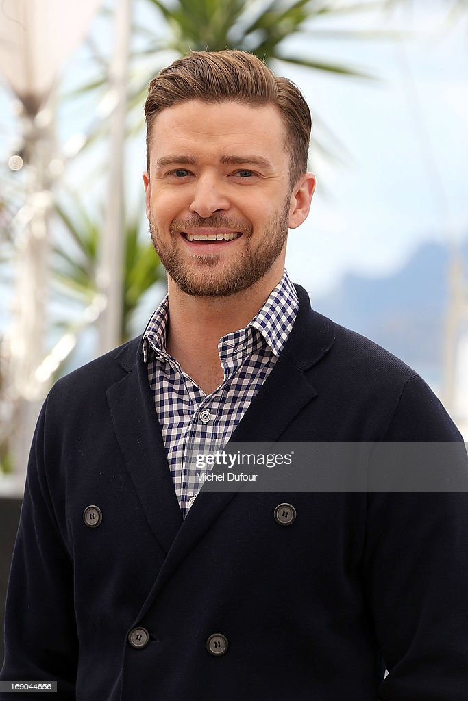 Justin Timberlake attend the 'Inside Llewyn Davis' photocall during the 66th Annual Cannes Film Festival at the Palais des Festivals on May 19, 2013 in Cannes, France.