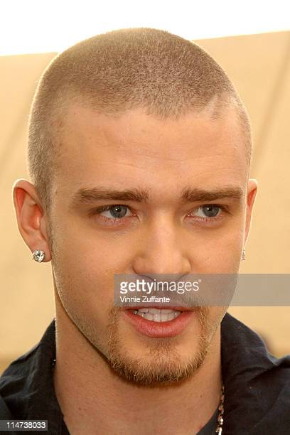 Justin Timberlake attending the 17th Annual Soul Train Music Awards at the Pasadena Civic Auditorium in Pasadena CA 03/01/03