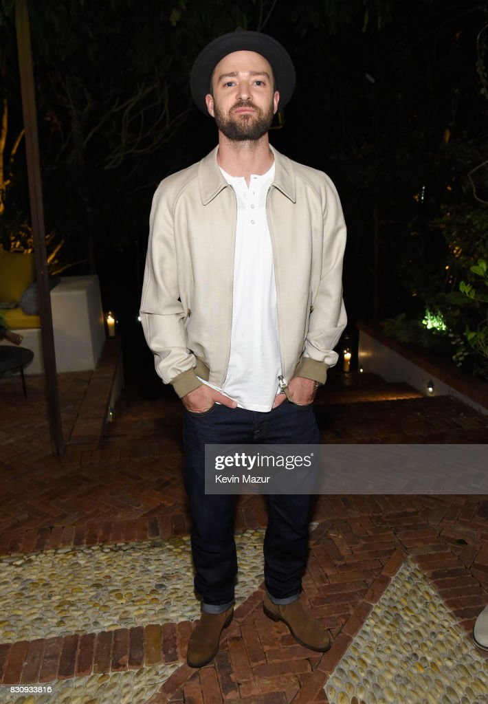 Justin Timberlake attends Apollo in the Hamptons 2017: hosted by Ronald O. Perelman at The Creeks on August 12, 2017 in East Hampton, New York.