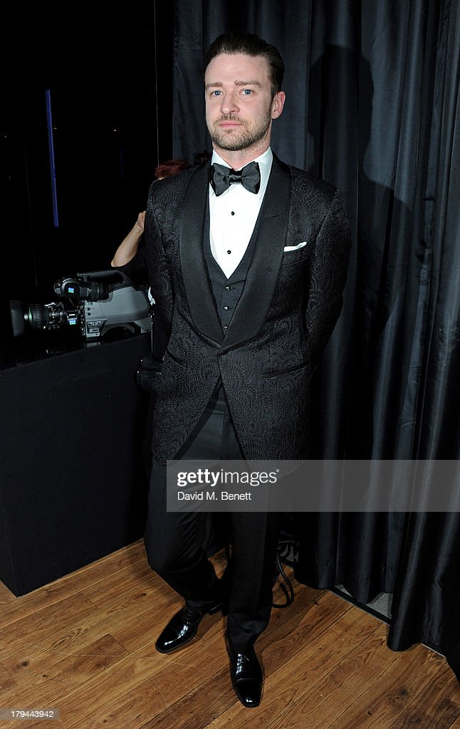 Justin Timberlake attends the GQ Men of the Year awards at The Royal Opera House on September 3, 2013 in London, England.