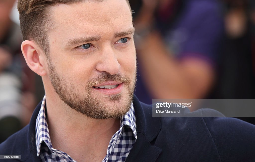 <a gi-track='captionPersonalityLinkClicked' href=/galleries/search?phrase=Justin+Timberlake&family=editorial&specificpeople=157482 ng-click='$event.stopPropagation()'>Justin Timberlake</a> attends the photocall for 'Inside Llewyn Davis' at The 66th Annual Cannes Film Festival on May 19, 2013 in Cannes, France.