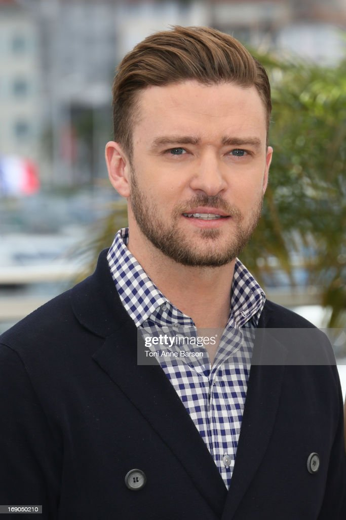 <a gi-track='captionPersonalityLinkClicked' href=/galleries/search?phrase=Justin+Timberlake&family=editorial&specificpeople=157482 ng-click='$event.stopPropagation()'>Justin Timberlake</a> attends the photocall for 'Inside Llewyn Davis' during the 66th Annual Cannes Film Festival at Palais des Festivals on May 19, 2013 in Cannes, France.
