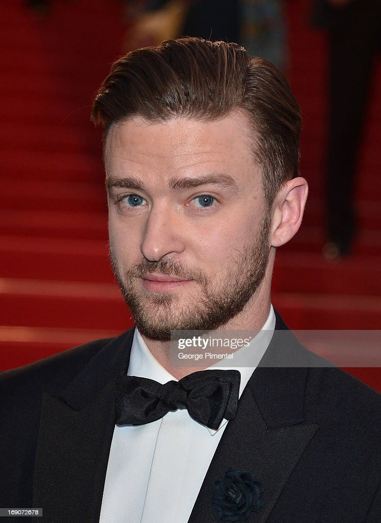 <a gi-track='captionPersonalityLinkClicked' href=/galleries/search?phrase=Justin+Timberlake&family=editorial&specificpeople=157482 ng-click='$event.stopPropagation()'>Justin Timberlake</a> attends the Premiere of 'Inside Llewyn Davis' at The 66th Annual Cannes Film Festival on May 19, 2013 in Cannes, France.