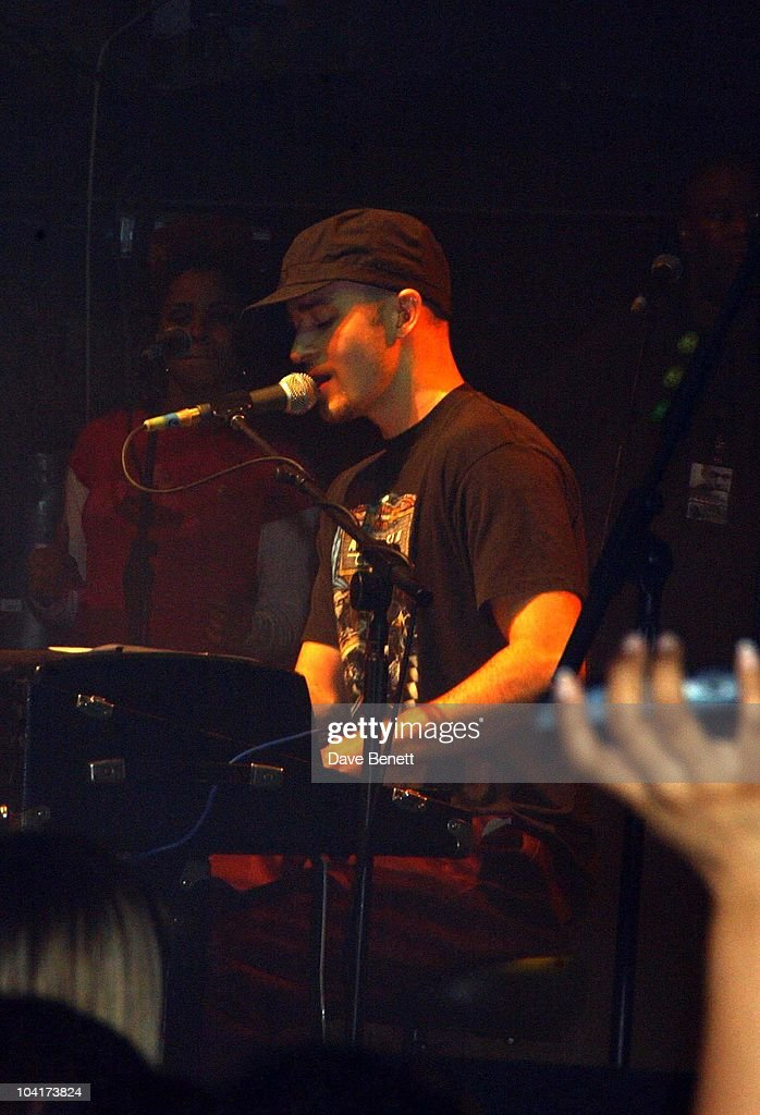 Justin Timberlake, Justin Timberlake Performs At The Coronet, A New Venue In London S Elephant And Castle, Where He Decided To Throw A Surprise Secret Gig