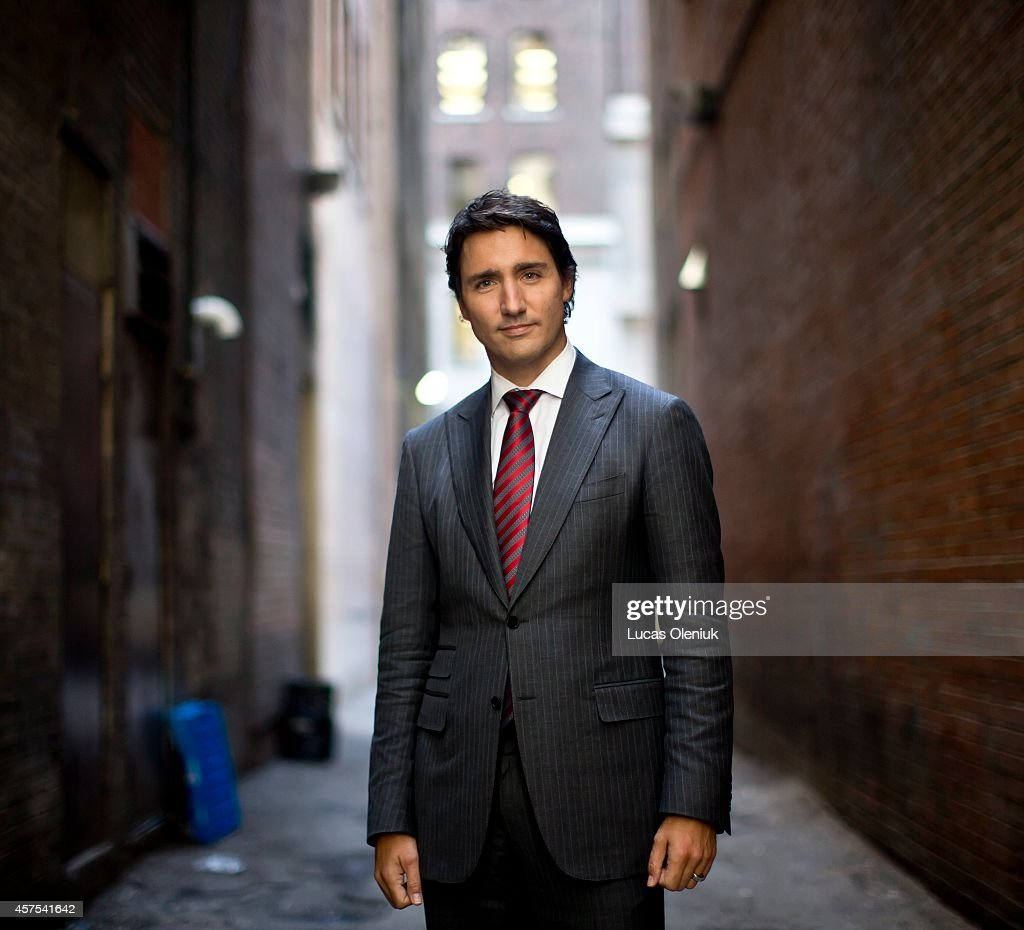 <a gi-track='captionPersonalityLinkClicked' href=/galleries/search?phrase=Justin+Trudeau&family=editorial&specificpeople=2616495 ng-click='$event.stopPropagation()'>Justin Trudeau</a> photographed in downtown Toronto following an interview regarding his memoir, 'Common Ground'.