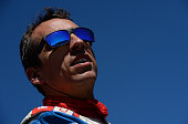 Justin Wilson of England driver of the Dale Coyne Racing during qualifying for the Verizon IndyCar Series MAVTV 500 IndyCar World Championship Race...