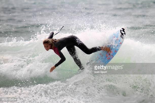 Justine Dupont Swatch Pro Girls 2011 Hossegor