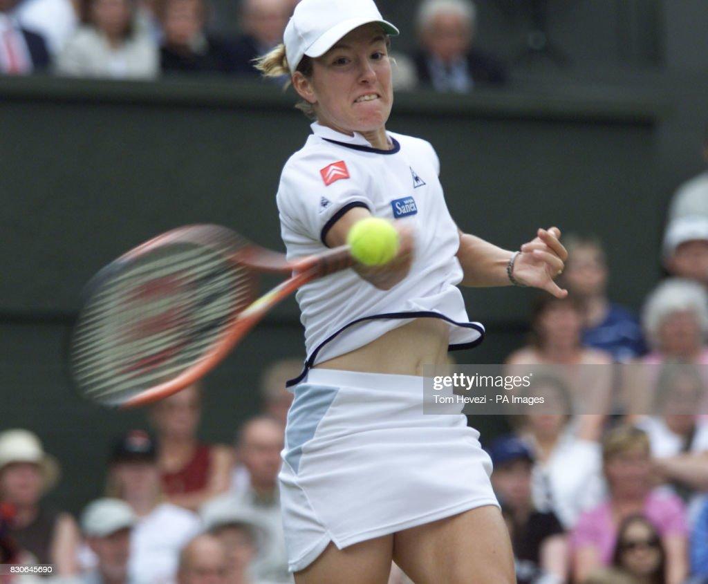 Justine Henin Wimbledon