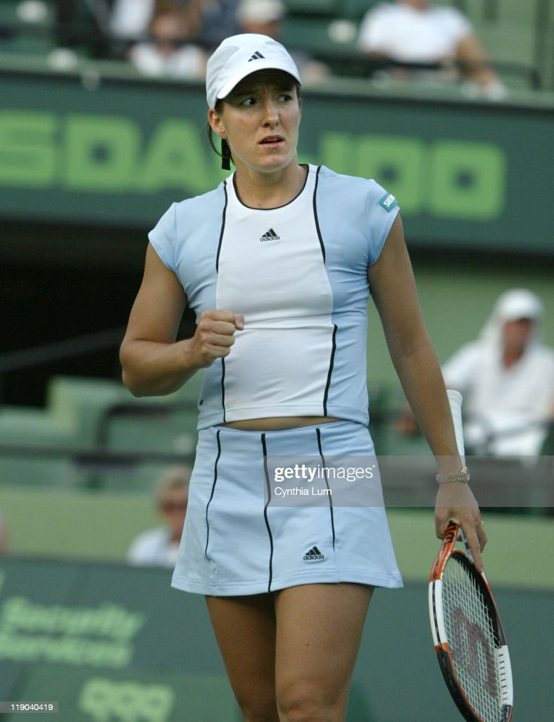 Nasdaq 100 Open Justine Henin Hardenne vs Alicia Molik March