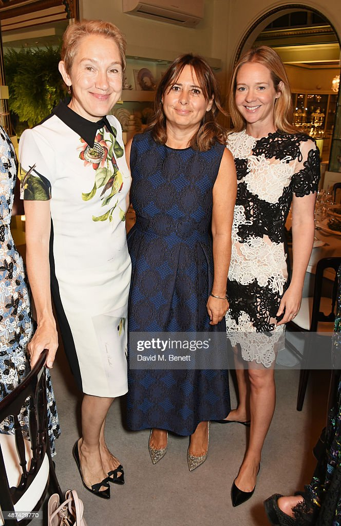 Erdem Launches First London Flagship Store - Private Dinner