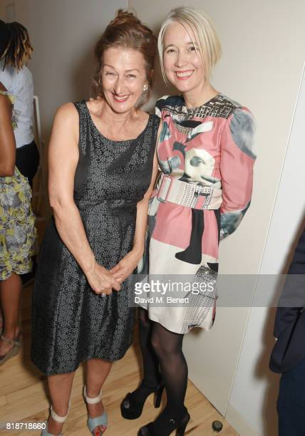 Justine Simons Deputy Mayor for Culture and the Creative Industries attends the Mayor of London's Summer Culture Reception on July 18 2017 in London...