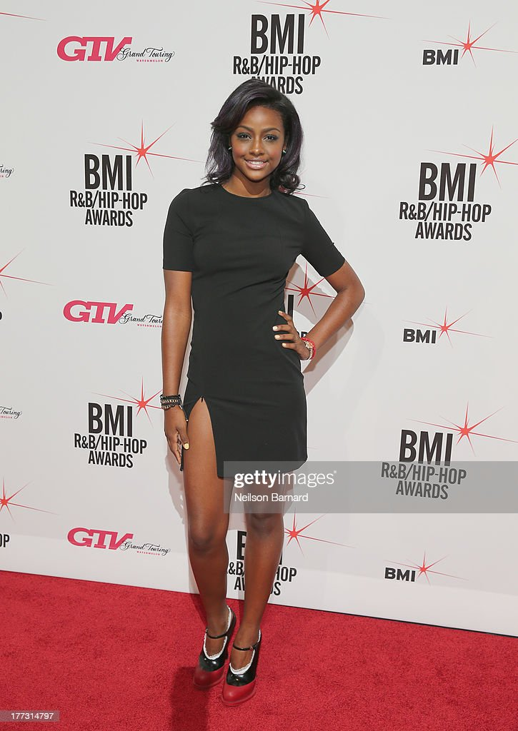 <a gi-track='captionPersonalityLinkClicked' href=/galleries/search?phrase=Justine+Skye&family=editorial&specificpeople=11149408 ng-click='$event.stopPropagation()'>Justine Skye</a> attends the 2013 BMI R&B/Hip-Hop Awards at Hammerstein Ballroom on August 22, 2013 in New York City.