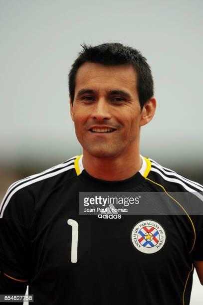 Justo VILLAR Paraguay / Cote d Ivoire Match Amical Preparation Coupe du Monde Evian