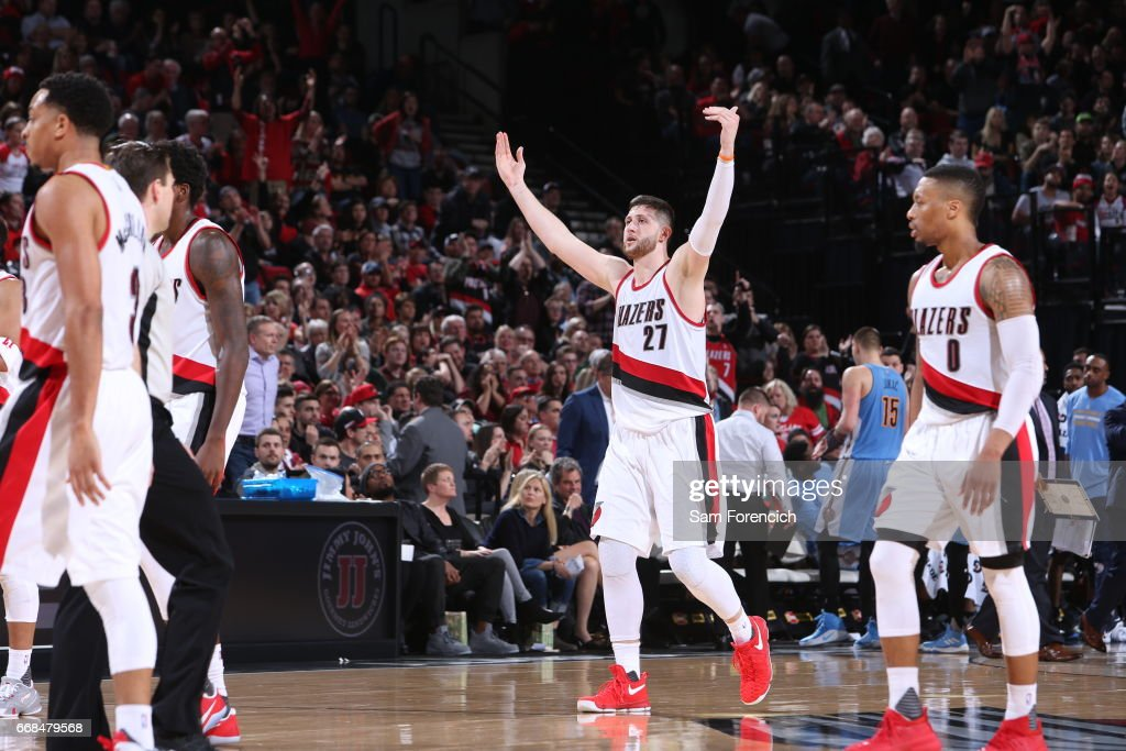 Denver Nuggets v Portland Trail Blazers