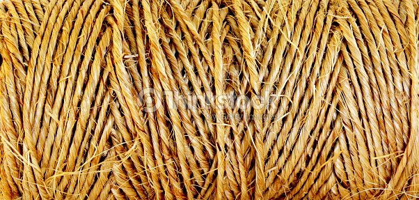 e983f08b5 Cuerda Textura Del Yute Foto de stock - Thinkstock