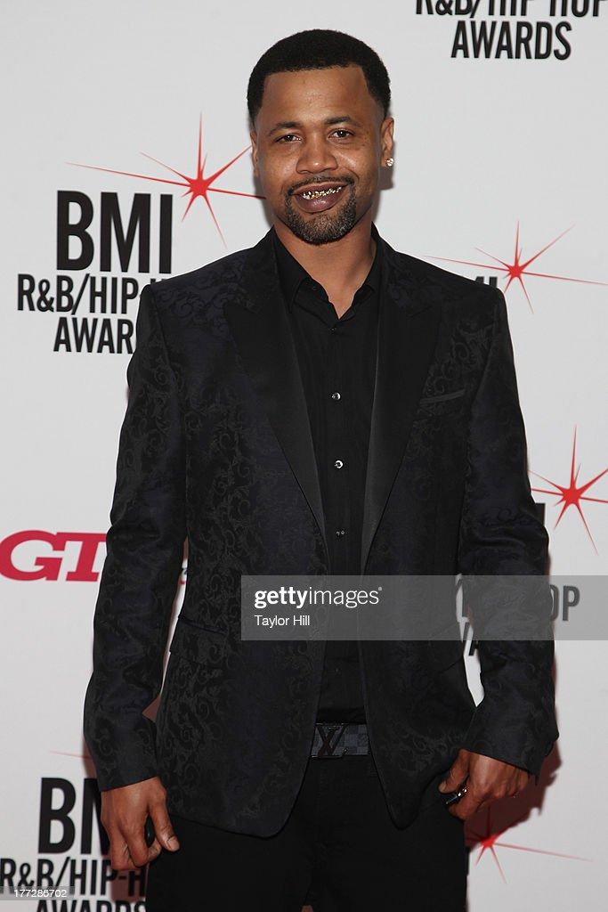 <a gi-track='captionPersonalityLinkClicked' href=/galleries/search?phrase=Juvenile+-+Musician&family=editorial&specificpeople=218030 ng-click='$event.stopPropagation()'>Juvenile</a> attends BMI's 2013 R&B/Hip-Hop Awards at The Manhattan Center on August 22, 2013 in New York City.
