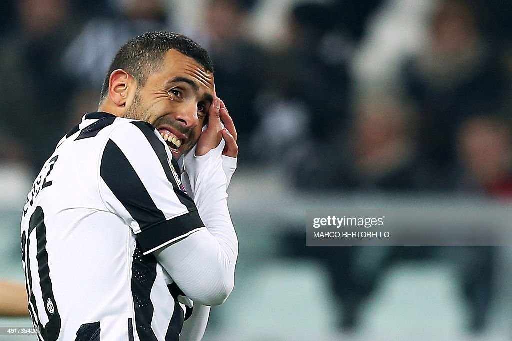 Juventus FC v Hellas Verona FC Serie A Getty Images