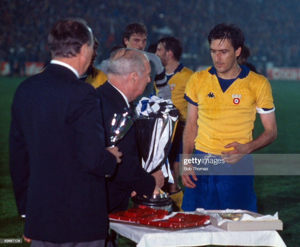 European Cup Winners Cup Final Juventus v Porto