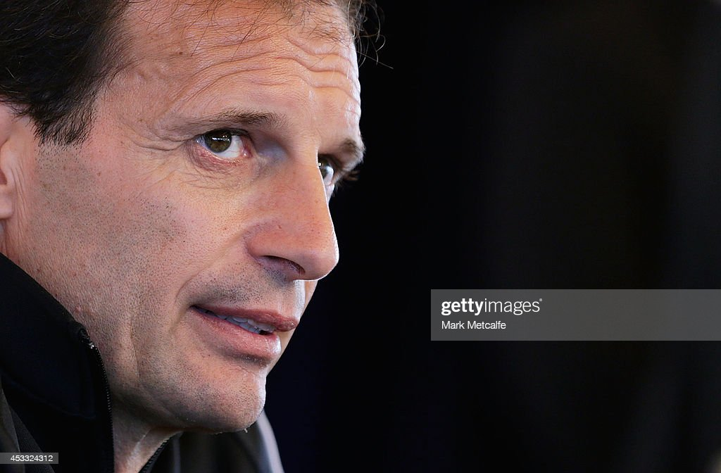 Juventus Media Conference