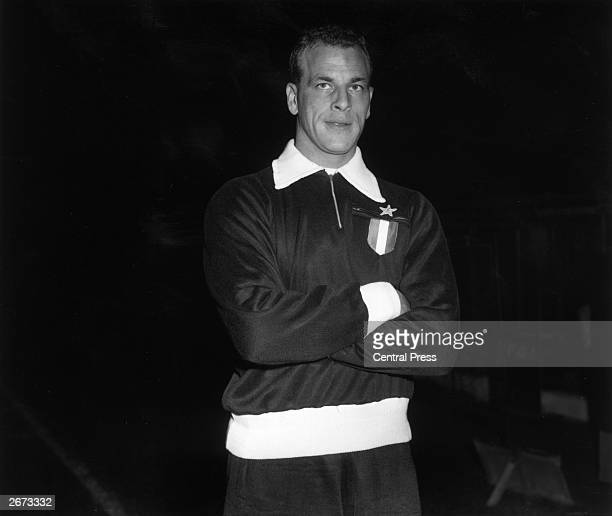 Juventus Football Club player John Charles