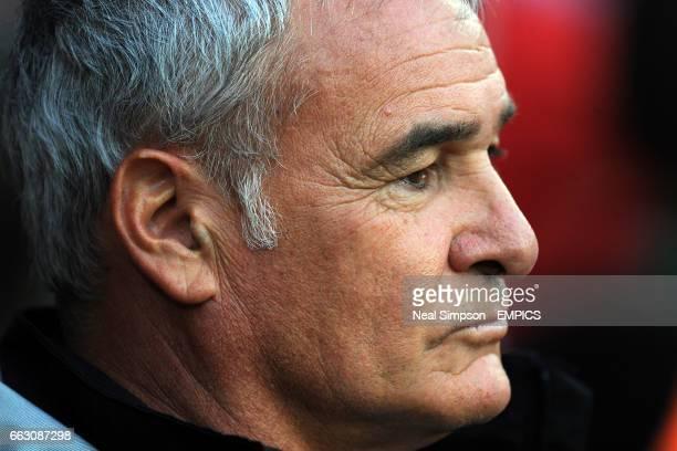 Juventus' manager Claudio Ranieri