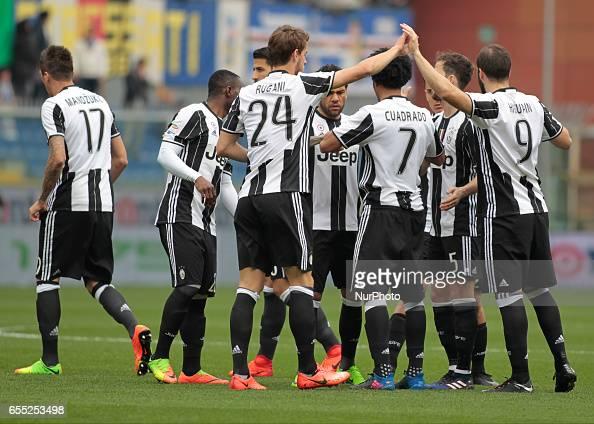UC Sampdoria v Juventus FC - Serie A : News Photo