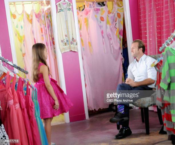 'I Ka Wa Mamua' Danny takes his daughter dress shopping for their upcoming fatherdaughter dance on HAWAII FIVE0 Monday Nov 5 on the CBS Television...