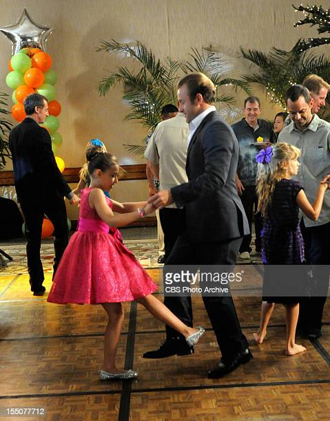 'I Ka Wa Mamua' Danny takes his daughter to a fatherdaughter dance on HAWAII FIVE0 Monday Nov 5 on the CBS Television Network *** Local Caption