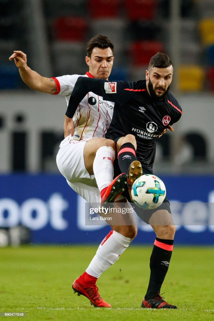 Fortuna Duesseldorf v 1. FC Nuernberg - Second Bundesliga
