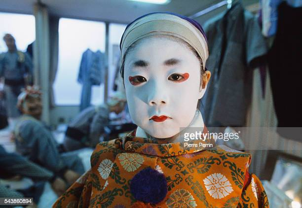 an analysis of kabuki a japanese form 2018-8-7  the best known form of japanese theatre is kabuki it combines music, drama, and dance.