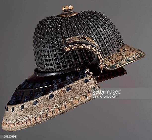 Kabuto or kabuto style full helmet Japan Japanese Civilisation 18th19th century