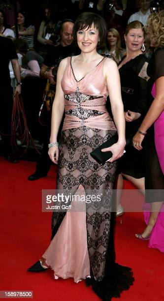 Kacey Ainsworth Attends The 2006 British Academy Television Awards At London'S Grosvenor House Hotel