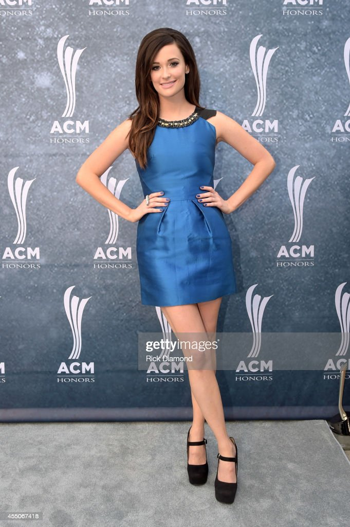 Kacey Musgraves attends the 8th Annual ACM Honors at Ryman Auditorium on September 9 2014 in Nashville Tennessee
