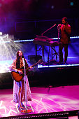 Kacey Musgraves Performs At Red Rocks Amphitheatre