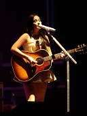 Kacey Musgraves performs during Muskogee G Fest 2016 at Hatbox Field on June 18 2016 in Muskogee Oklahoma