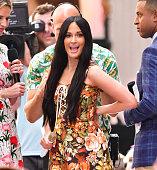 Celebrity Sightings In New York City - July 19, 2019