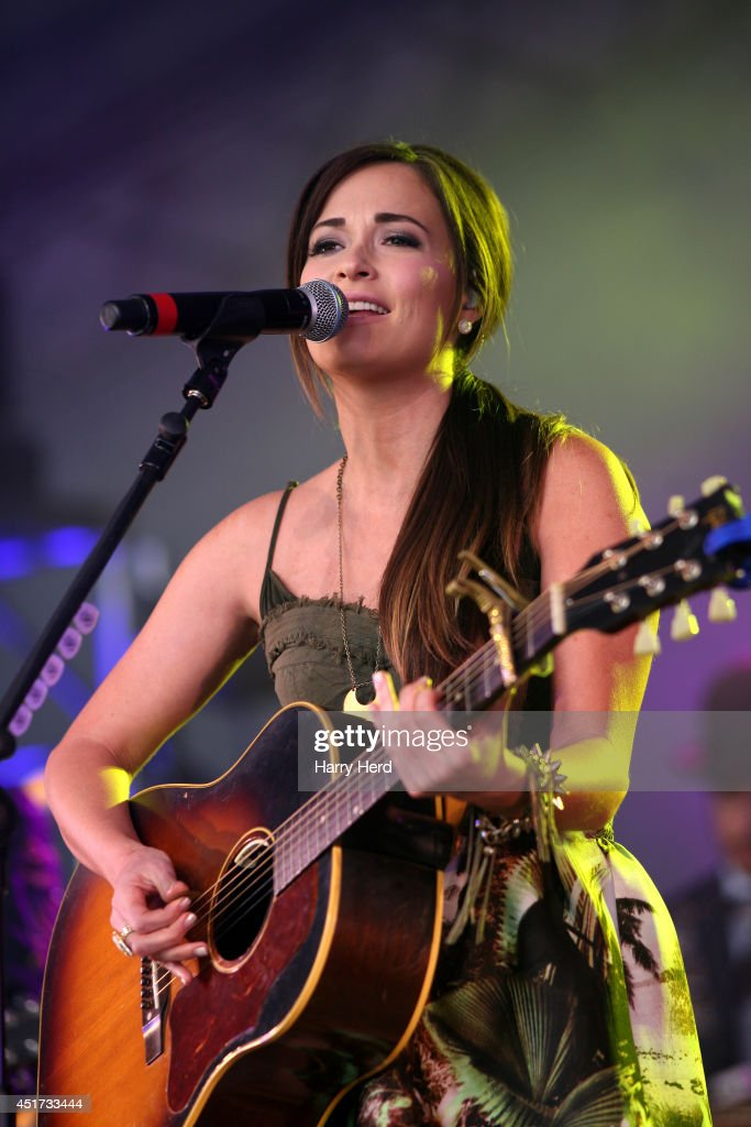 <a gi-track='captionPersonalityLinkClicked' href=/galleries/search?phrase=Kacey+Musgraves&family=editorial&specificpeople=4103138 ng-click='$event.stopPropagation()'>Kacey Musgraves</a> performs on stage at Cornbury Music Festival at Great Tew Estate on July 5, 2014 in Oxford, United Kingdom.