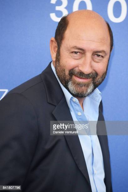 Kad Merad attends the 'La Melodie' photocall during the 74th Venice Film Festival on September 2 2017 in Venice Italy