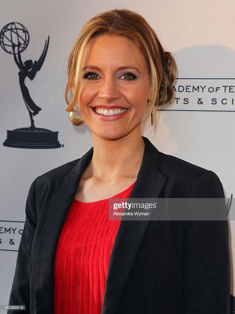 Kadee Strickland at The Academy Of Television Arts & Sciences 'Welcome To ShondaLand: An Evening With Shonda Rhimes & Friends' held at The Leonard H. Goldenson Theatre on April 2, 2012 in North Hollywood, California.