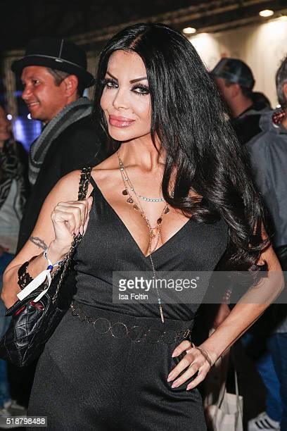 Kader Loth attends the Spirit of Istanbul Festival on April 02 2016 in Berlin Germany