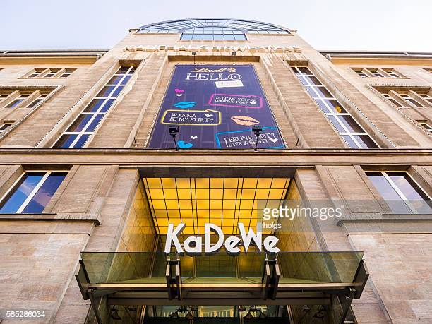 KaDeWe in Berlin, Germany