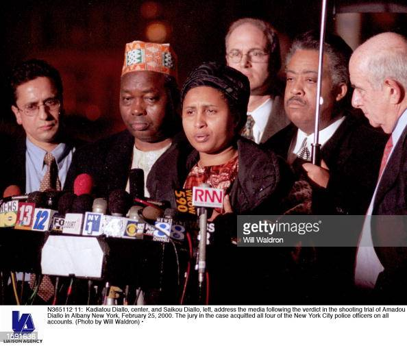 "an analysis of the amadou diallo verdict A 1999 protest against the nypd murder of amadou diallo  page book, ""race""  begins on the last line of the last sentence of the last page  one of their most  provocative arguments is that well-meaning people often end up."