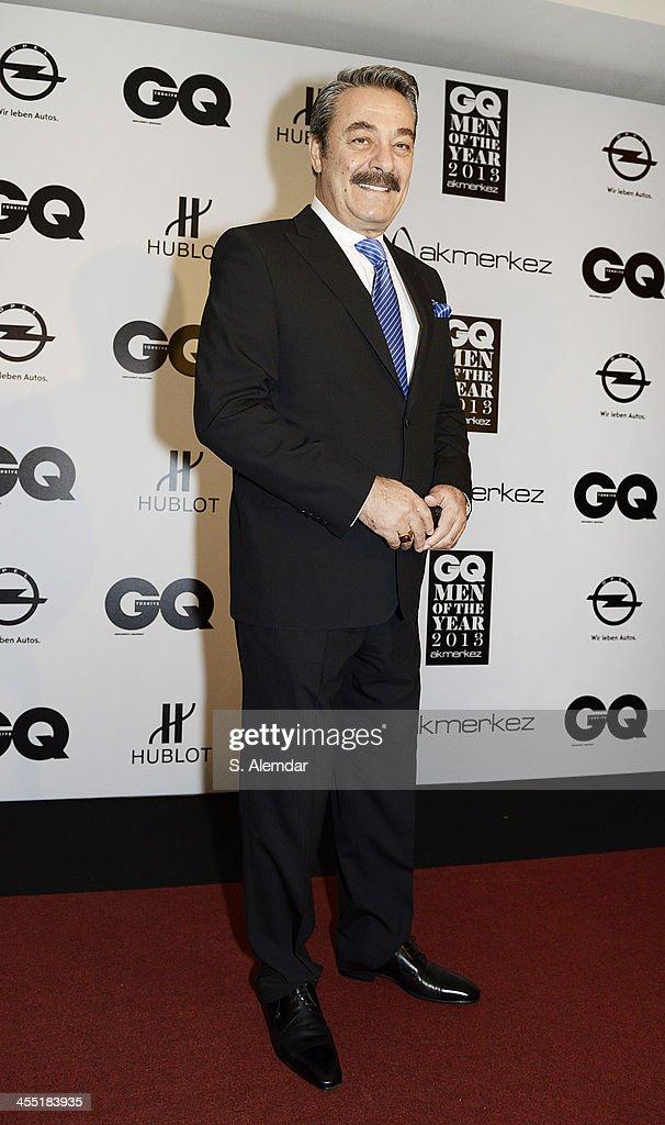 Kadir Inanir attends the GQ Turkey Men of the Year awards at Four Seasons Bosphorus Hotel on December 11, 2013 in Istanbul, Turkey.