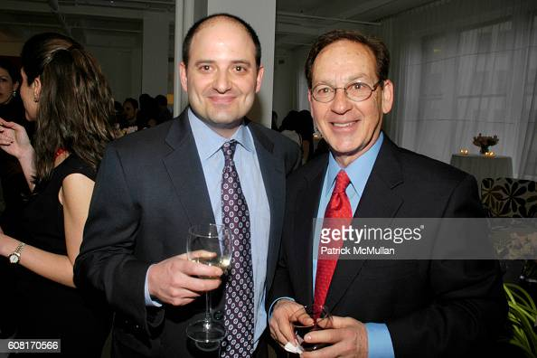 Kael Goodman and Marty Schloss attend Cocktail Party Celebrating FOOD CURES by The Today Show's Nutritionist JOY BAUER Hosted by Jessica Seinfeld...
