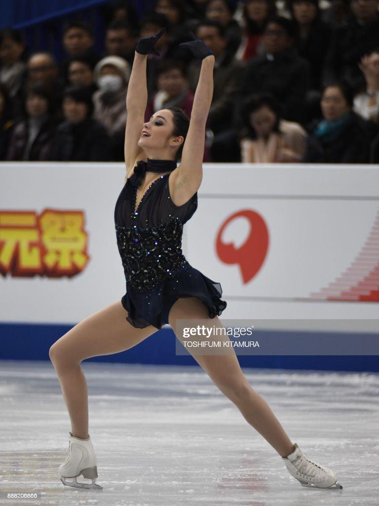 Кейтлин Осмонд / Kaetlyn OSMOND CAN - Страница 8 Kaetlyn-osmond-of-canada-competes-during-the-womens-short-programme-picture-id888206866