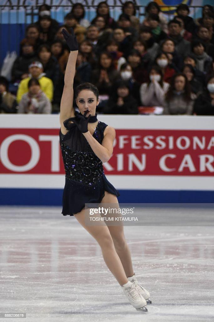 Кейтлин Осмонд / Kaetlyn OSMOND CAN - Страница 8 Kaetlyn-osmond-of-canada-competes-during-the-womens-short-programme-picture-id888206878
