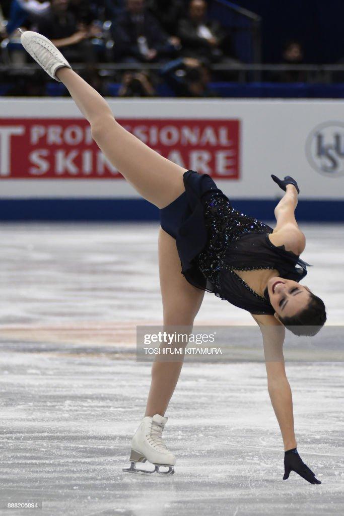 Кейтлин Осмонд / Kaetlyn OSMOND CAN - Страница 8 Kaetlyn-osmond-of-canada-competes-during-the-womens-short-programme-picture-id888206894
