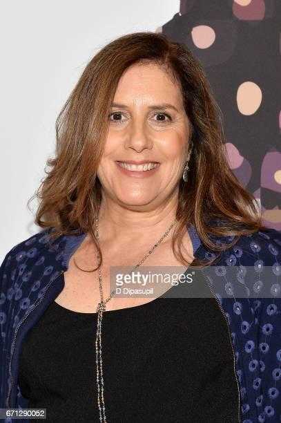 Kahane Cooperman attends Variety's Power of Women New York at Cipriani Midtown on April 21 2017 in New York City
