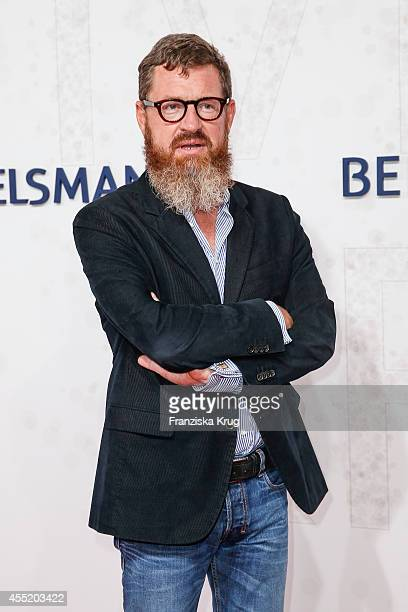 Kai Diekmann attends the Bertelsmann Summer Party at the Bertelsmann representative office on September 10 2014 in Berlin Germany